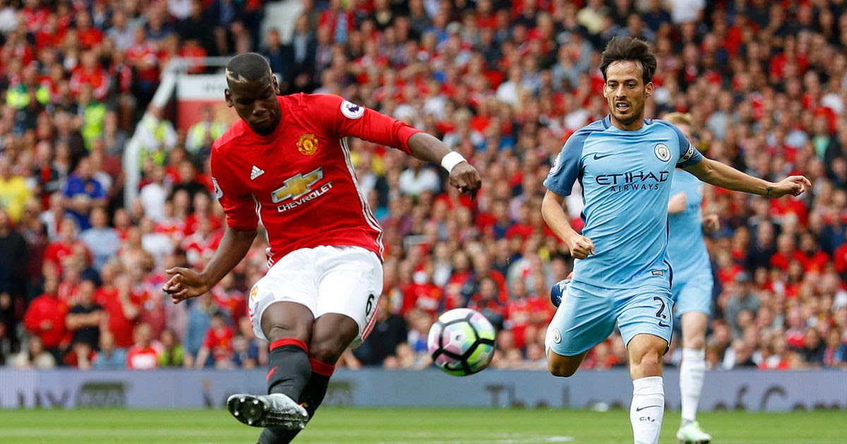 Manchester United and Manchester City to face off in ...