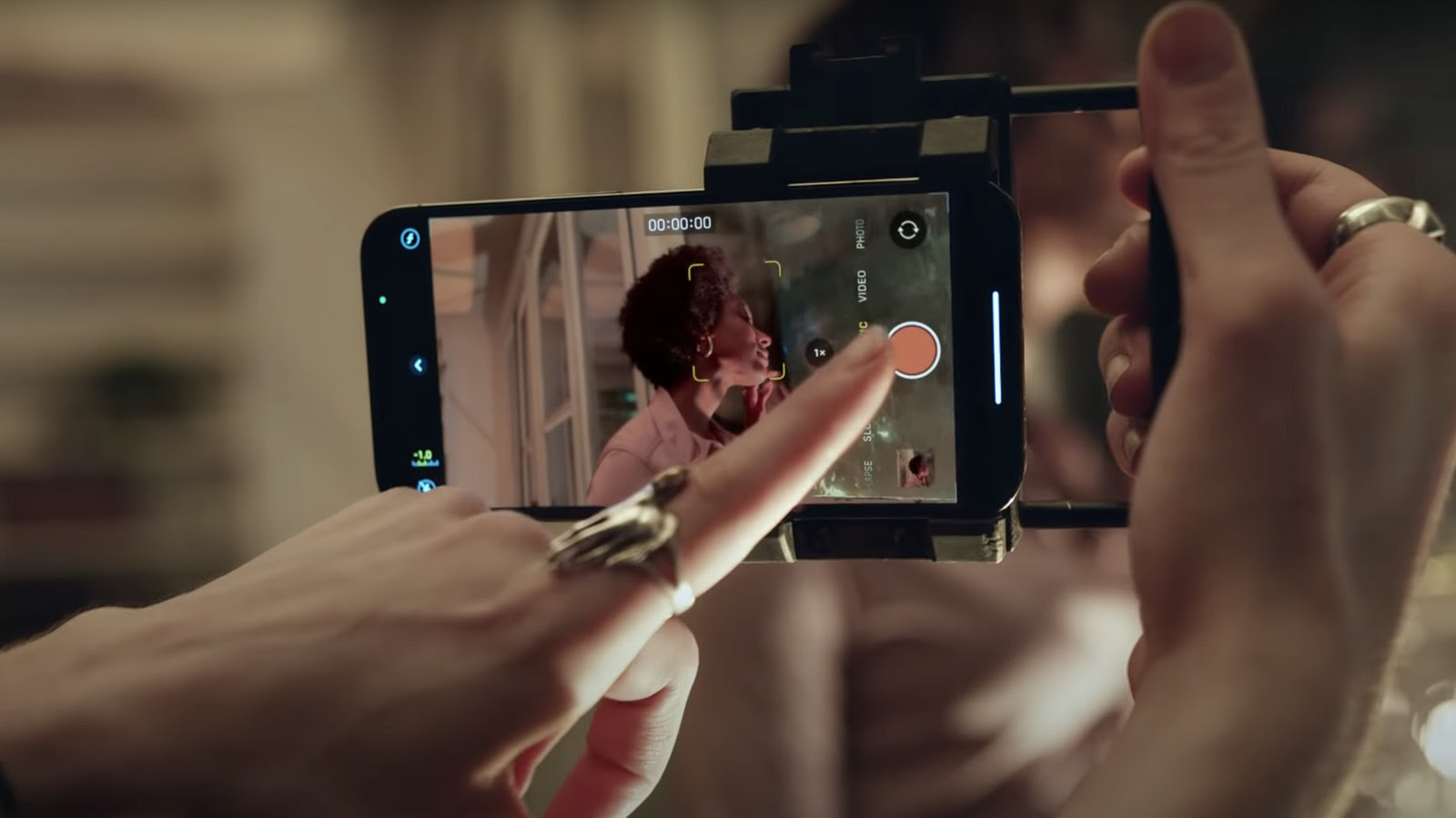 Watch Kathryn Bigelow Direct A Scene With The New iPhone