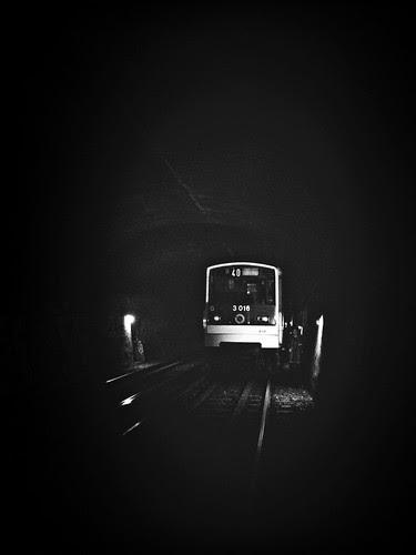 subway at Métro Charonne [9] by photo & life™