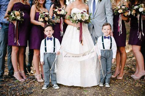 Involving Kids in Weddings   POPSUGAR Moms