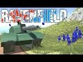 تحميل لعبة RavenField محاكاة الحروب للأجهزة الضعيفة | ممتعة جدا و بحجم صغير