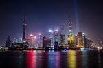 Shanghai, Krajobrazy Miejskie, Bund