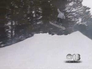 Snowboarder 'Danger Zone' Getting Global Attention