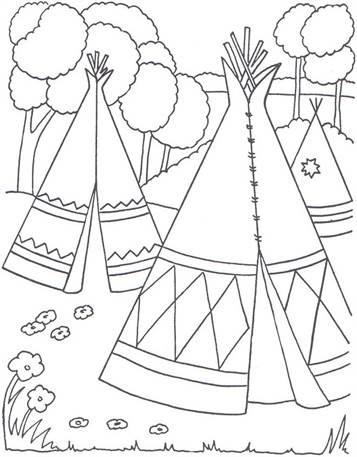indianische muster malvorlagen englisch - x13 ein bild zeichnen