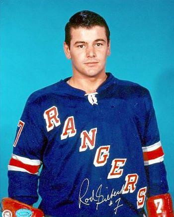 Rod Gilbert Rangers