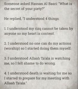 20 Quotes By Hasan Al Basri Quotesdownload