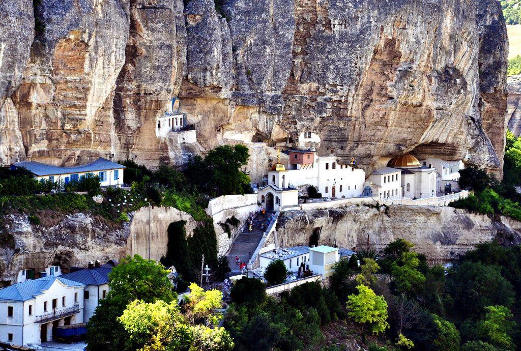 Αποτέλεσμα εικόνας για inkerman cave monastery