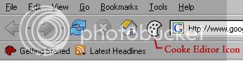 Cokkie Editor