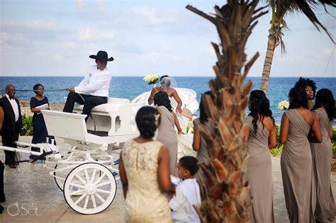 Destination Wedding at Hard Rock Riviera Maya   Sandra and