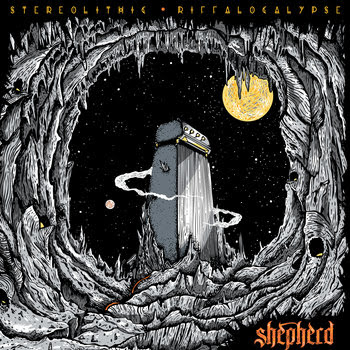 Stereolithic Riffalocalypse cover art