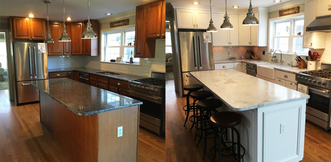 Quality Kitchen Refacing | Dutchcraft Cabinet Refacing ...