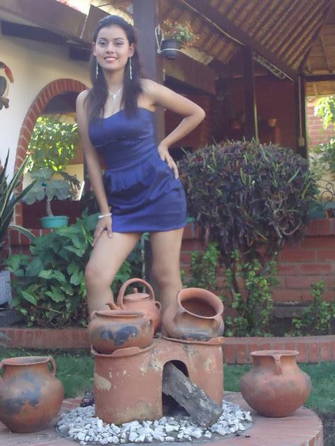 Srta. Bermejo 2012, Tatiana Ruiz