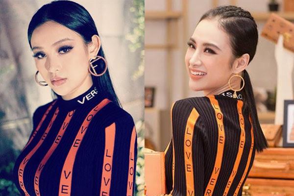 Bầu bí 2 lần nhưng Huyền Baby diện váy ôm khoe đường cong chẳng kém Angela Phương Trinh - Ảnh 12.