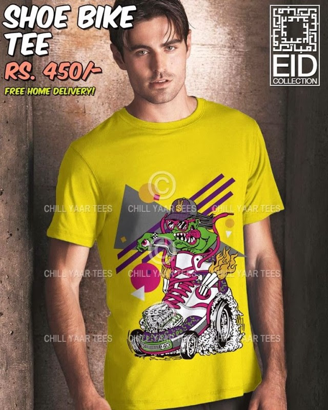 Mens-Boys-Wear-Beautiful-New-Look-Graphic-T-Shirts-2013-14 by Chill-Yaar-Logo-Tees-16