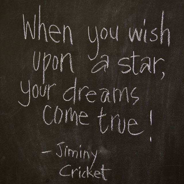 Jiminy Cricket Quotes Wish Upon A Star Llll
