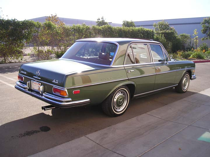2 Low Mileage Classic Mercedes For Sale - MBWorld.org Forums