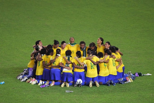 O tabu feminino no futebol – Parte II