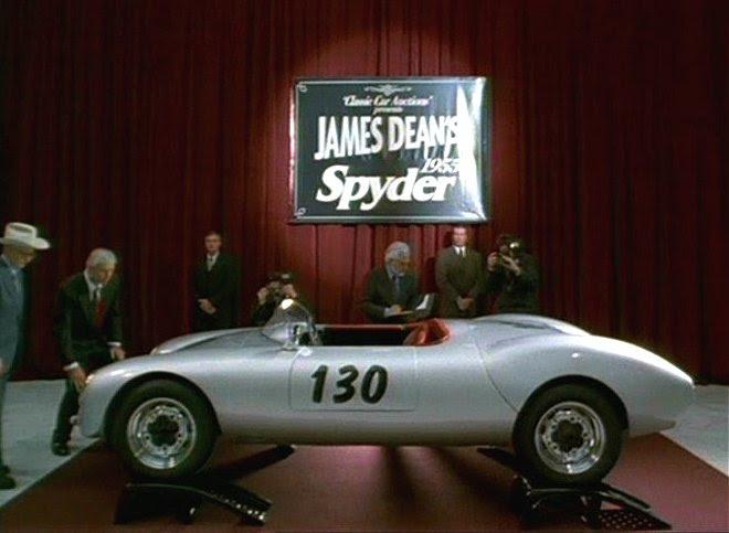 Imcdborg 1955 Porsche 550 Spyder Replica Little Bastard