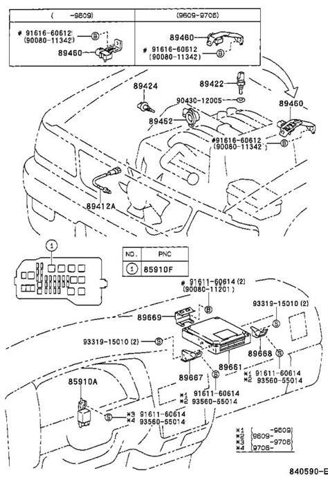 Toyota Tacoma Egr valve temperature sensor. Sensor, e.g.r