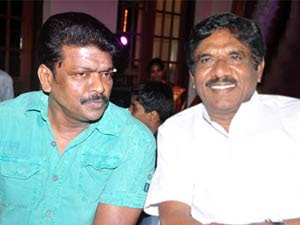 Parthiban and Bharathiraja
