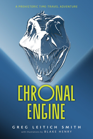 Chronal Engine: A Prehistoric Time-Travel Adventure