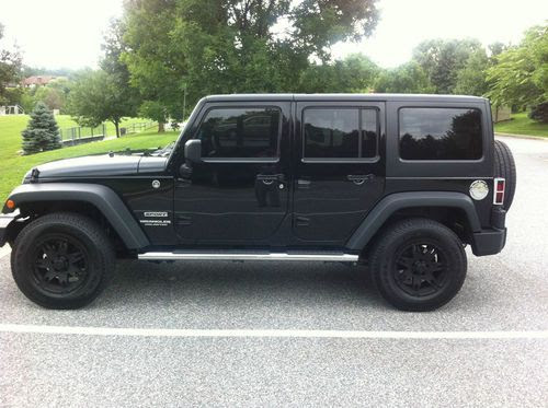 Top Jeep Used 4 Door Jeep Wrangler