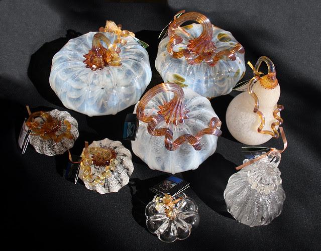 IMG_5882 milky white glass pumpkins