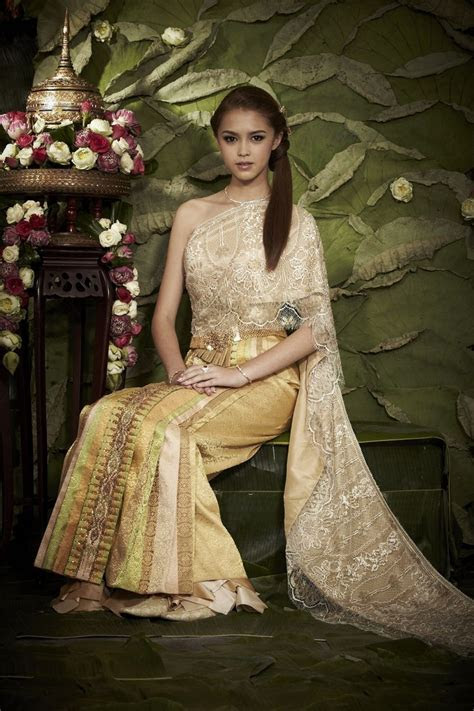 56 best images about Traditional Thai clothes on Pinterest