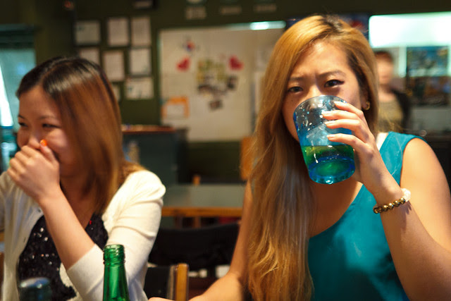 #sojubombs at Nor Boo Korean