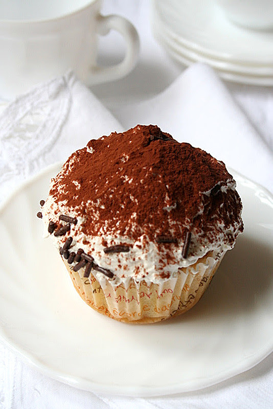Martha's Tiramisù Cupcake