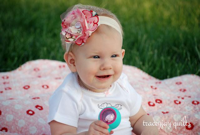 little miss Scarlet