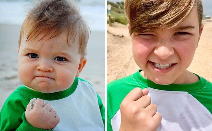 Success Kid (Sam Griner)