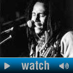 """Featured Video: Bob Marley & the Wailers, """"Lively Up Yourself,"""" Oakland Auditorium, November 30, 1979"""