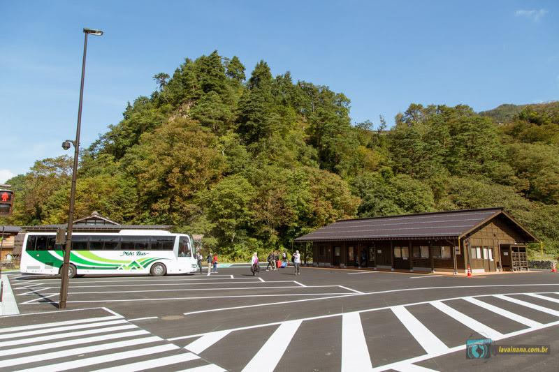Shirakawa-go, Japão