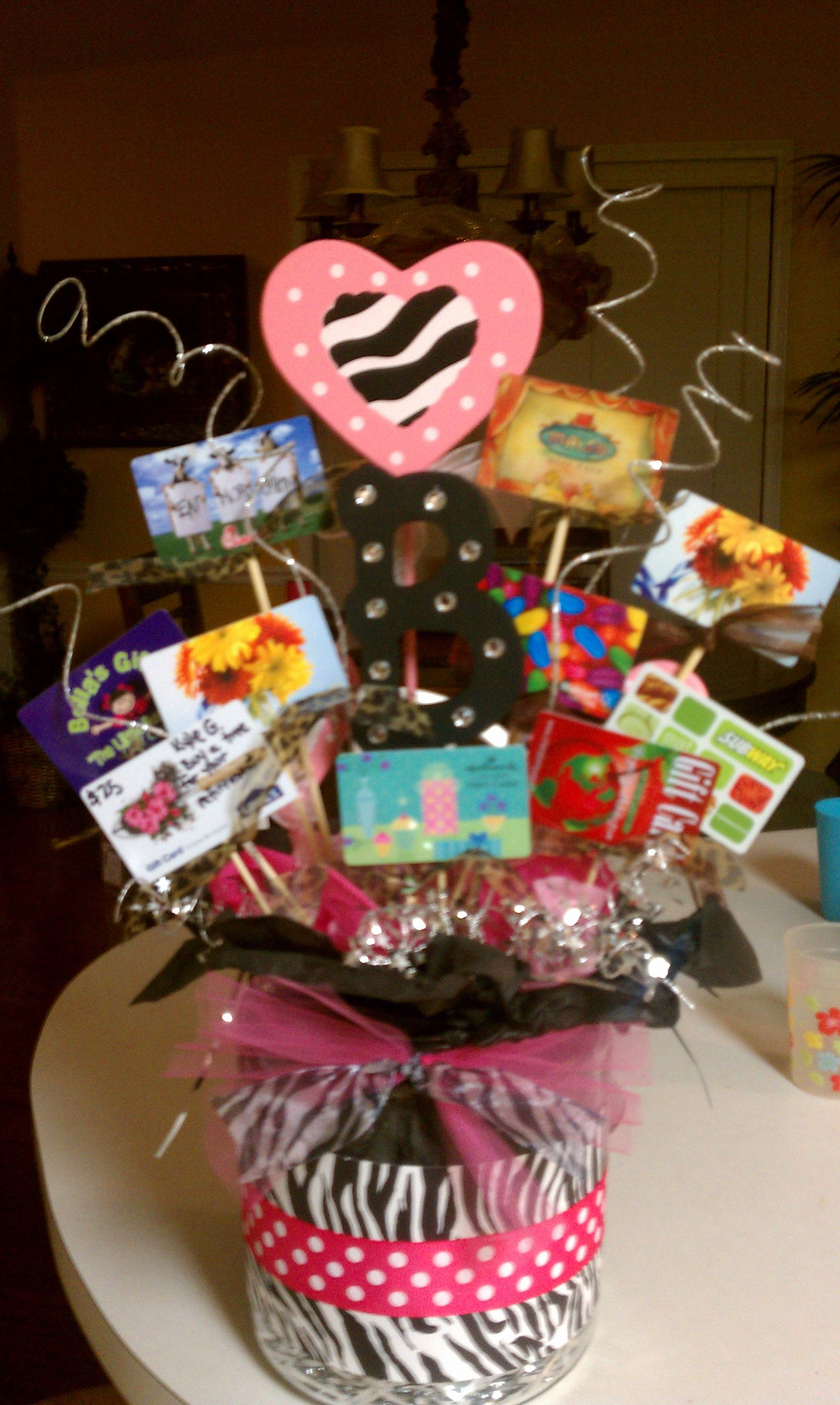 Card Display Ideas Gift Basket Wwwtopsimagescom