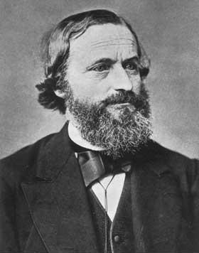 Gustav Robert Kirchhoff (March 12, 1824 – Octo...
