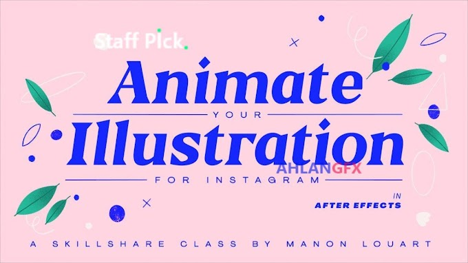 Skillshare - Animate Your Illustrations with After Effects
