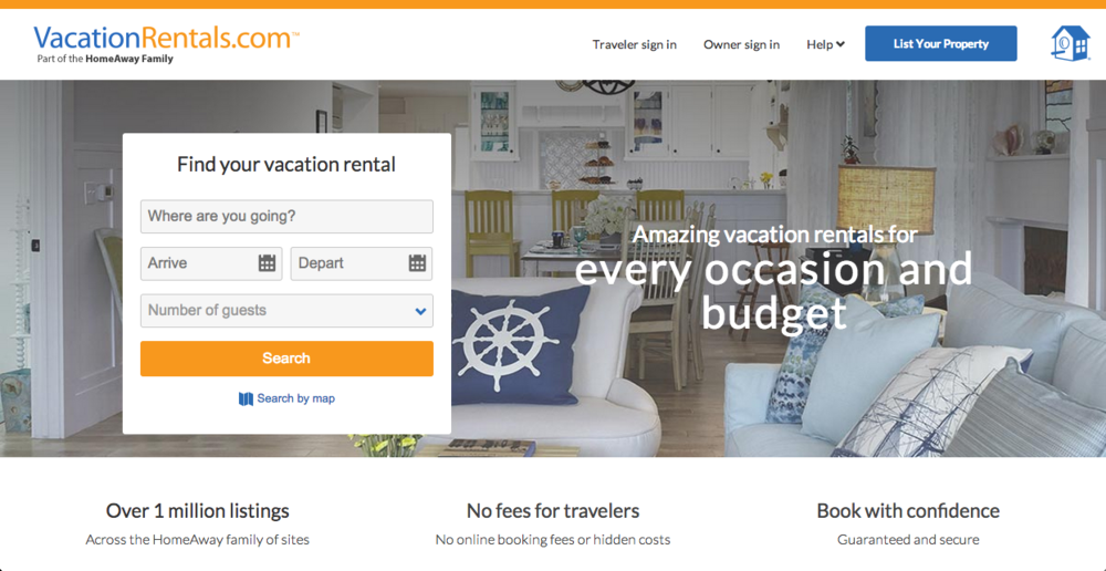 Top 10 Best Vacation Rental Websites To Advertise Your ...