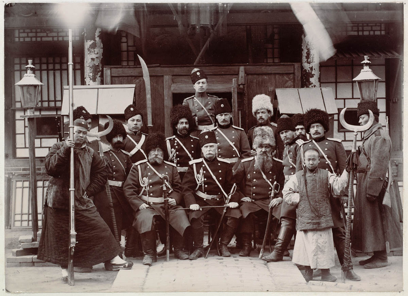File:Russian soldiers during the boxer rebellion.jpg