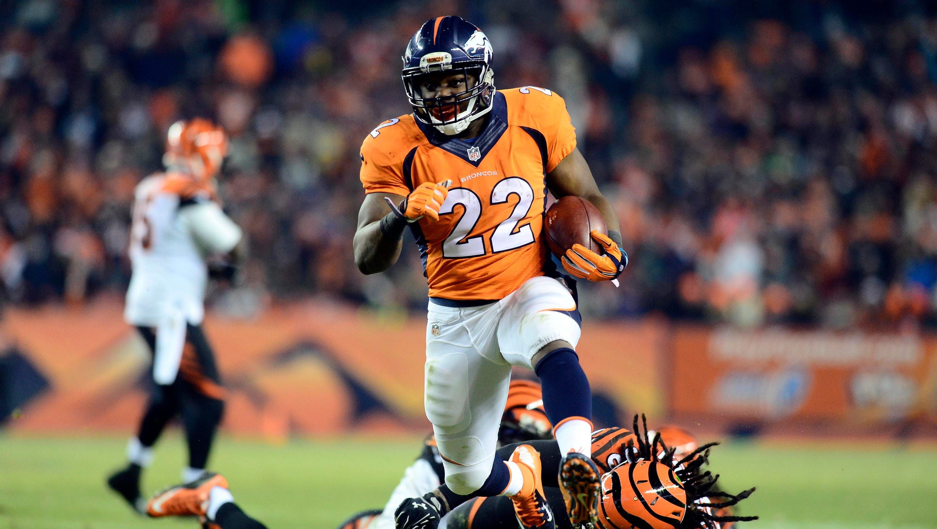 Super Bowl 50 matchups: Broncos RB C.J. Anderson vs. Panthers front seven
