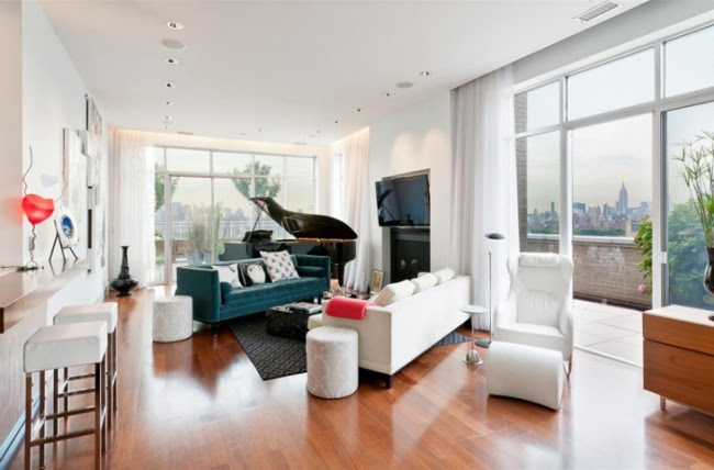 Penthouse with Panoramic Views in Brooklyn 1 650x428 Penthouse with Panoramic Views in Brooklyn