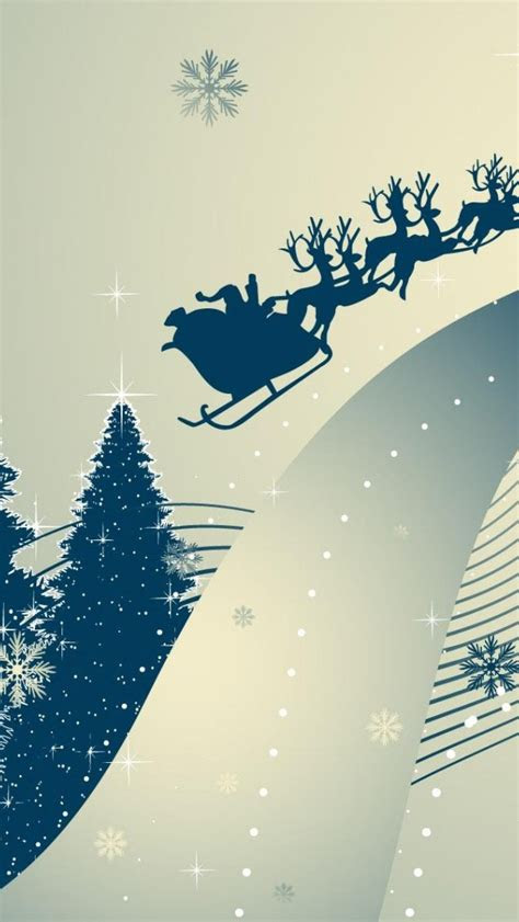 iphone smartphone   hd christmas wallpapers