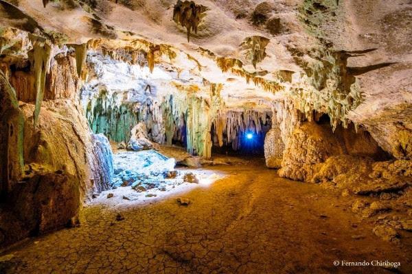 Caverna da Catedral Felipe Guerra