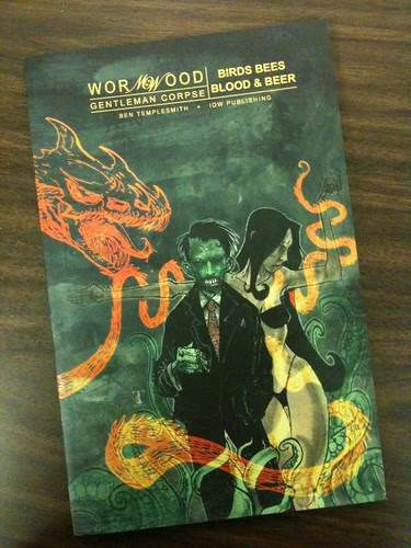Wormwood Gentleman Corpse Volume 1