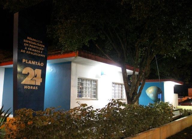 Caso foi registrado na Delegacia Especializada em Proteção a Criança e ao Adolescente | Foto: Sérgio Rodrigues/ G1 AM