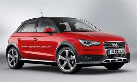 AudiBoost   What would a 4 door Audi A1 look like? Like this