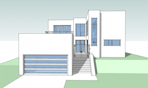 Modern House Plans, Contemporary House Plans, Free House Plans ...