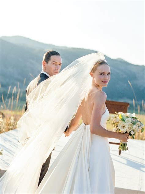Kate Bosworth?s Wedding Dress   Farah Novias