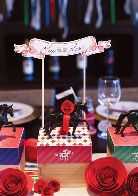 The Horses Have It!   B. Lovely Events