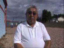 Pat Marcel, Athabasca Chipewyan First Nation Elder